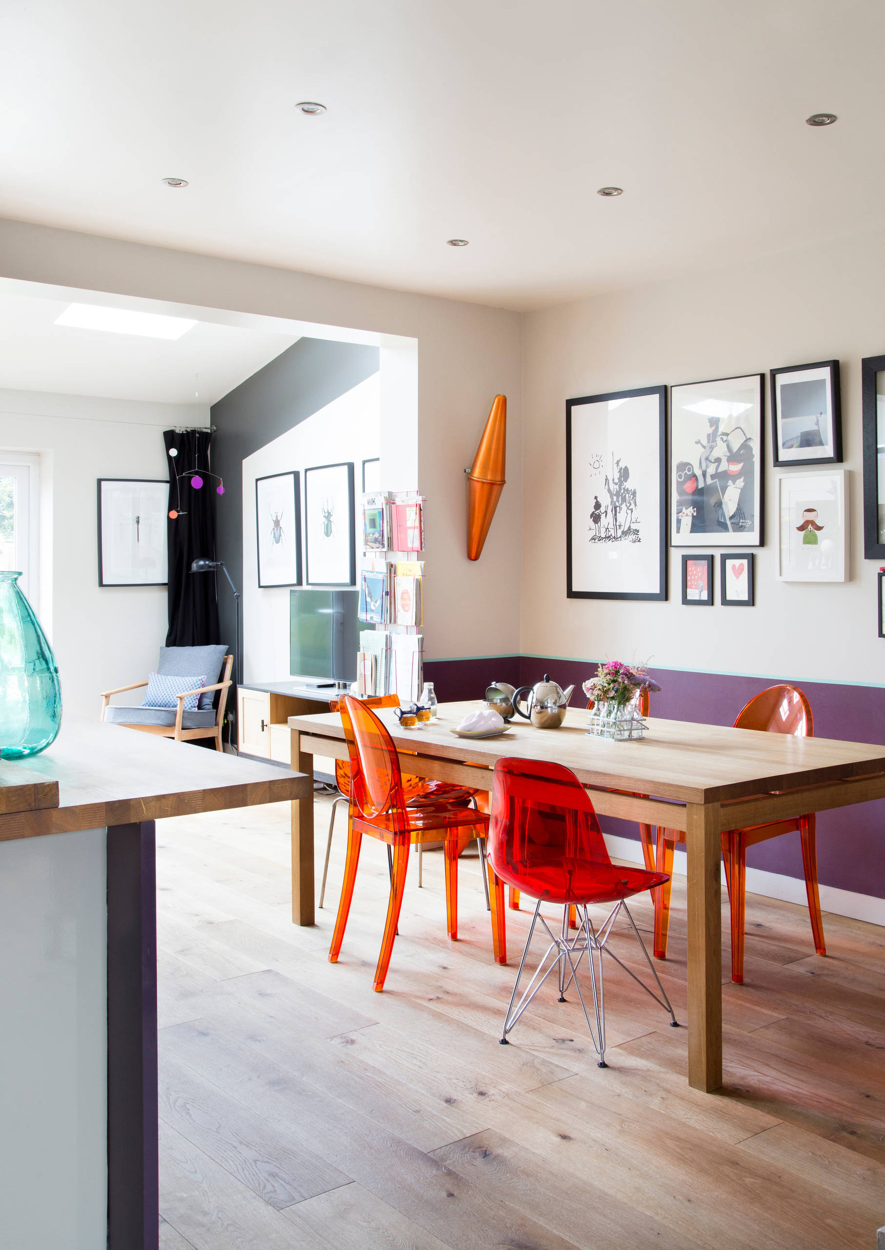 Muswell Hill Project – Extension and new layout