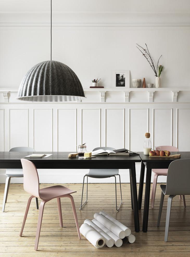 餐厅北欧风格装修设计图片