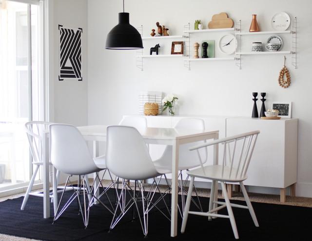 My House modern-dining-room