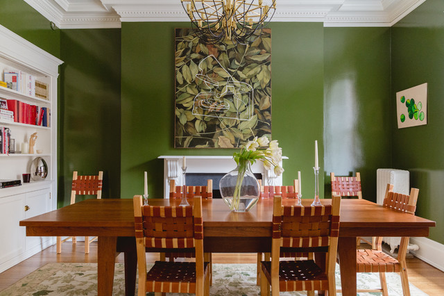 5 Dramatic Dining Room Makeovers