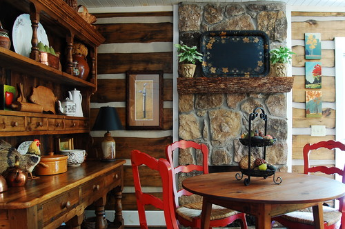 10 Rustic Dining Room Ideas: Town & Country Living