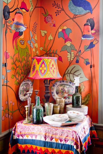 Eclectic Farm House farmhouse-dining-room