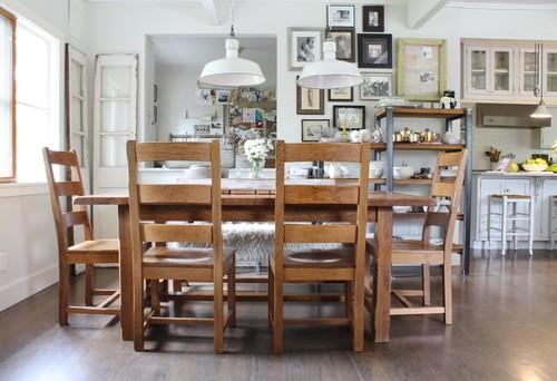 My Houzz: Busy Family Farmhouse