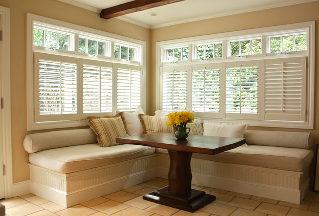 Kitchen Traditional Dining Room san francisco by