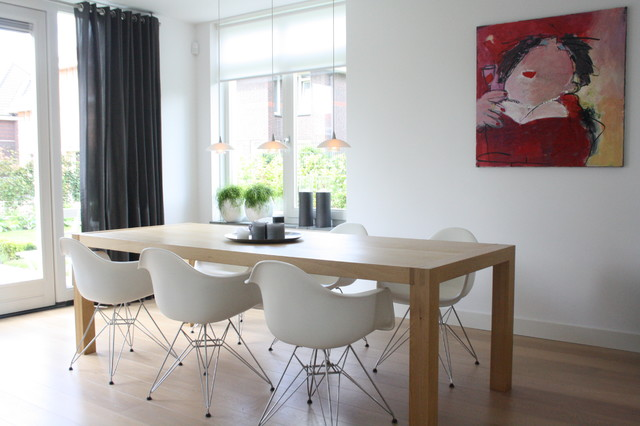My Houzz Contemporary Clasic In The Netherlands Contemporain