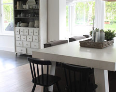 My Houzz: Contemporary Country Style in the Netherlands contemporary-dining-room