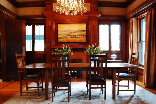 My Houzz Early 1900s Home Blends Traditional Design With