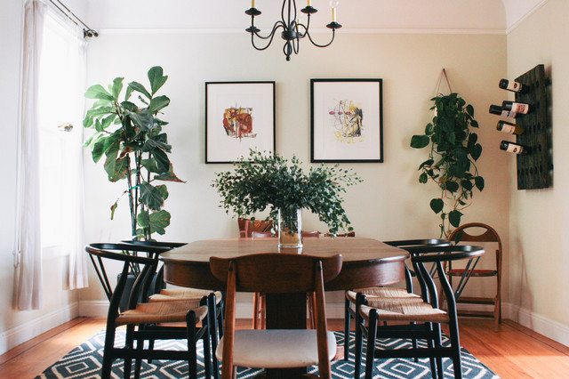 My Houzz Family Home Stays True To Style Eclectic