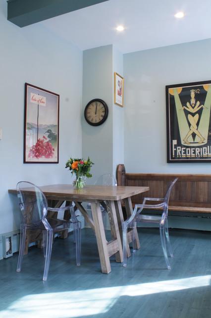 My Houzz Karen Etingin Eclectic Dining Room