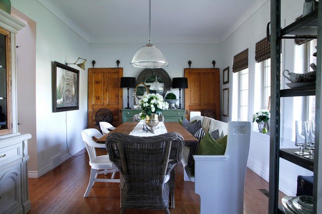 My Houzz Meaghan And Trevor Welland ON Eclectic Dining Room