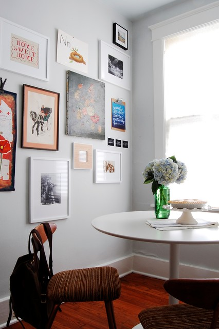 My Houzz Modern Meets Vintage In This Eclectic Nashville Home Shabby Chic Style
