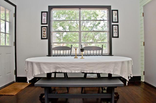 My Houzz Nick Stephanie Austin Eclectic Dining Room