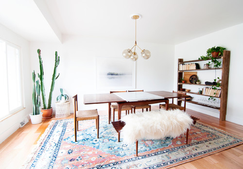 My Houzz: Organic Minimalism in a Denver Redo