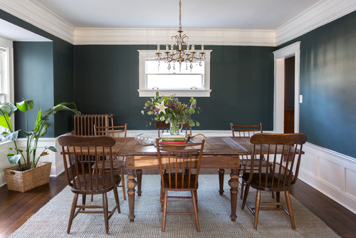 2019 houzz home design trend predictions - Dining room trends 2019 ...