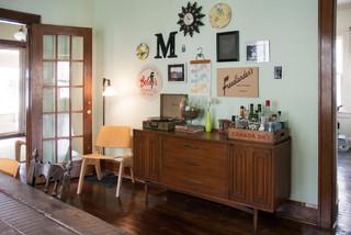 Chelsea + Kiel: Columbus, Ohio - Eclectic - Dining Room - columbus - by Adrienne DeRosa