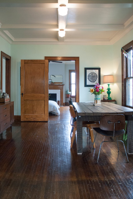 My Houzz Putting The Craft In An Ohio Craftsman