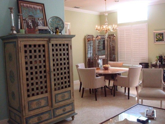 My Projects: Dining Area dining-room