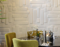 MyRestaurant WallDecorPanels modern-dining-room
