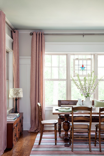 NAHB Certified Green Home Victorian Dining Room