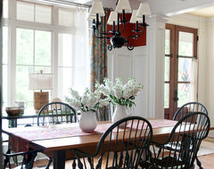 NAHB Certified Green Home traditional-dining-room