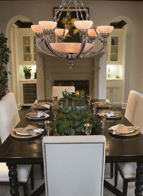 Natural Alabaster Collection 9 Light 30 Bronze Chandelier With Stone Contemporary Dining