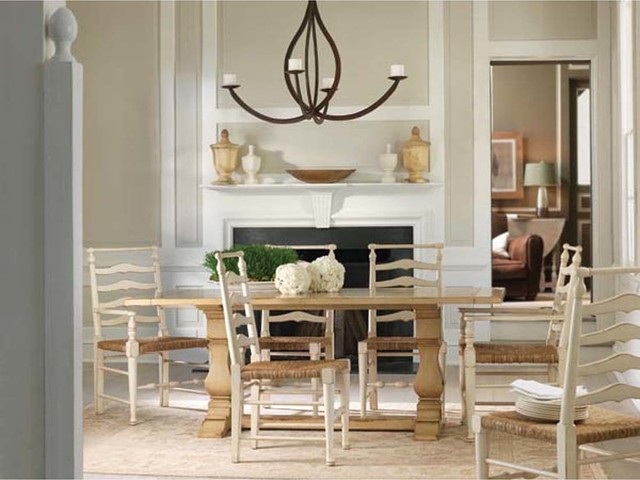 Nautical Whimsical Collection Beach Style Dining Room
