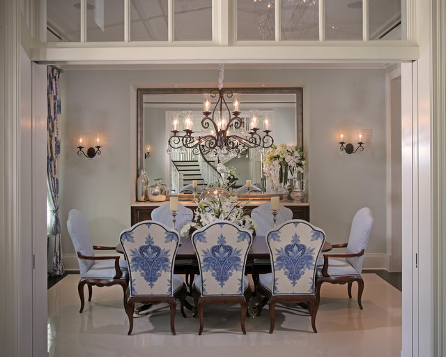 Nelson Walk traditional-dining-room