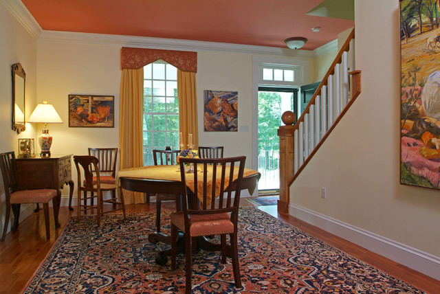 Neo classic updated for Update traditional dining room