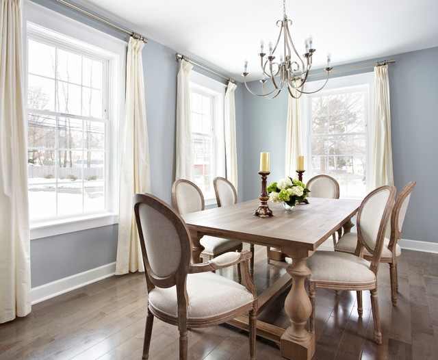 New england colonial traditional dining room other by modular home builders association - Modular dining room ...