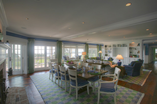 New Home: Orleans Grand Estate traditional-dining-room