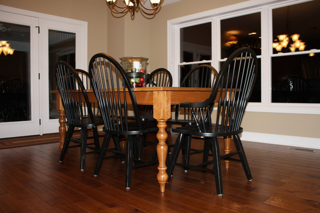 New Kitchen Traditional Dining Room St Louis