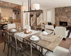 New Showhomes! (Calgary + Edmonton) traditional-dining-room