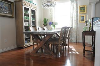 New tampa home landhausstil esszimmer tampa von for Lutz barhocker