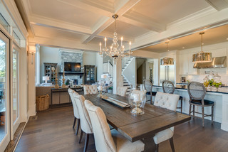 New West Classic - Traditional - Dining Room - Vancouver - by Clay Construction Inc.