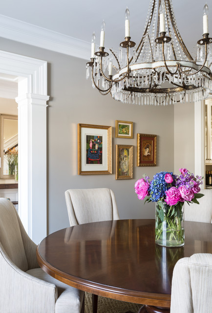 newington house traditional dining room dc metro by waterlily