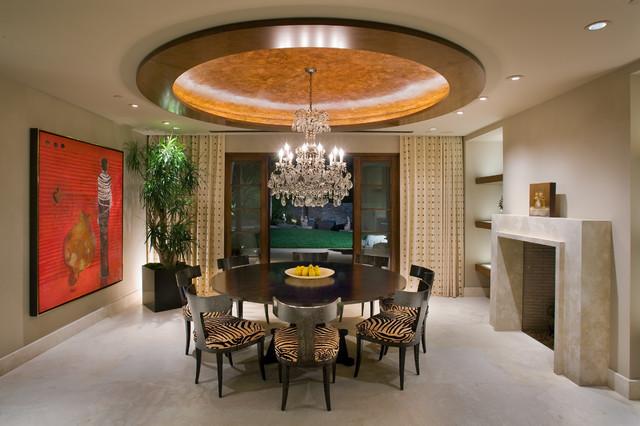 Newport Beach Belcourt Remodel Contemporary Dining Room Orange County