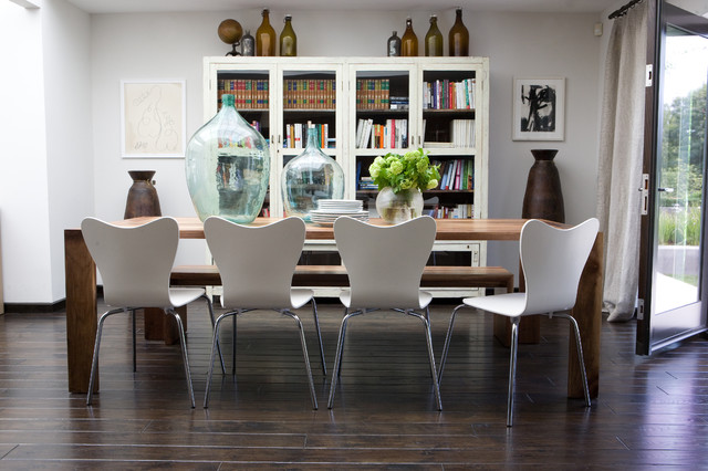 Newport Beach Dining Room - Eclectic - Dining Room - Los ...