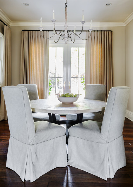 Newport Beach Traditional Dining Room Los Angeles By L Design Interiors