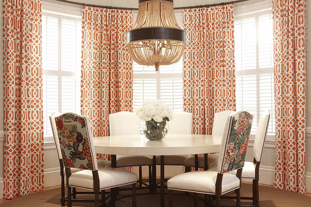 newton project eclectic-dining-room