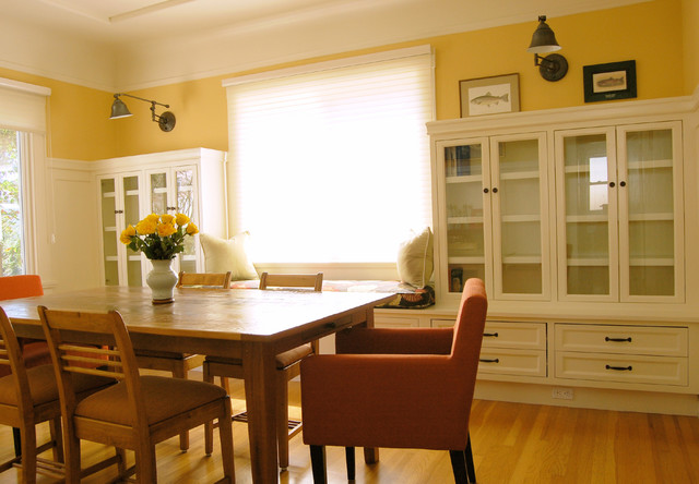 Niche Interiors: San Francisco Interior Design Services traditional dining room