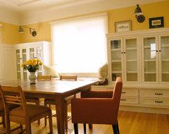 Niche Interiors: San Francisco Interior Design Services traditional-dining-room