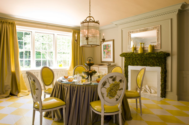 Niermann Weeks - Traditional - Dining Room - San Diego - by MyDesignSource