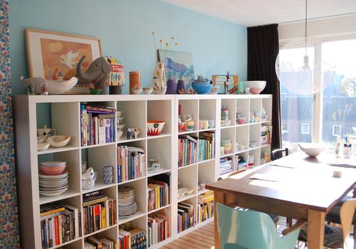 Nina van de Goors Home eclectic living room