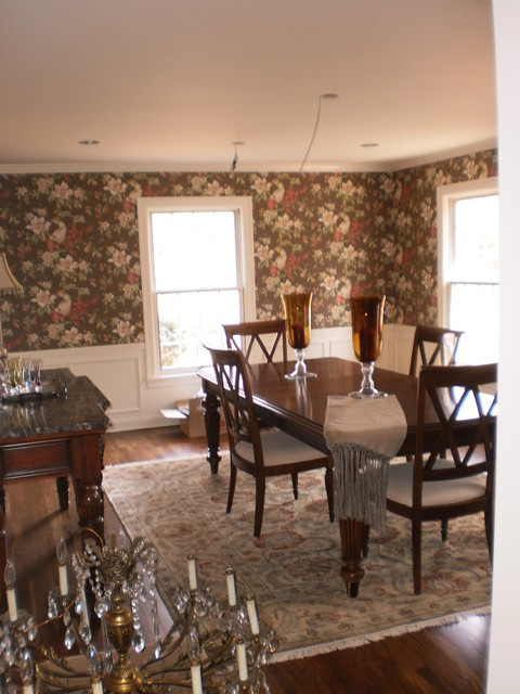 NJ Home Remodel traditional-dining-room