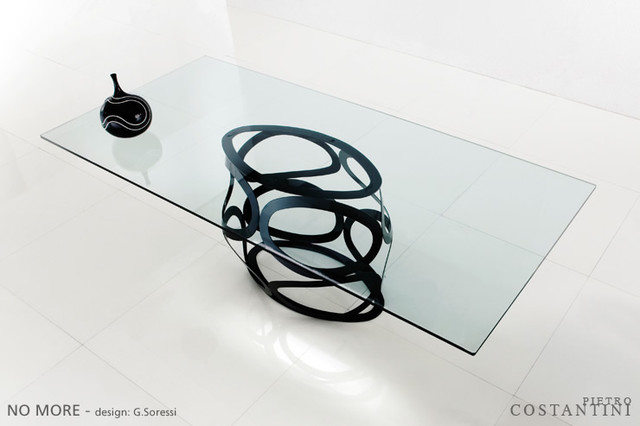 No More Dining Table by Pietro Costantini contemporary-dining-room
