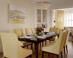 Noe Valley Dining Room transitional-dining-room