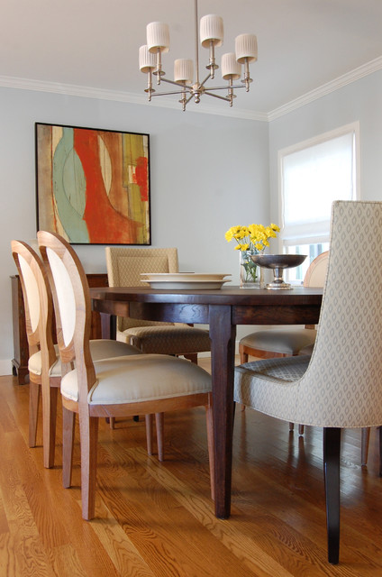 Noe Valley Makeover contemporary-dining-room