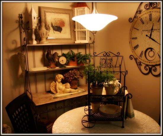 Nook dining-room