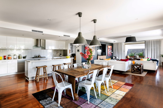 How To Make A Kitchen Living Room Work Houzz Au