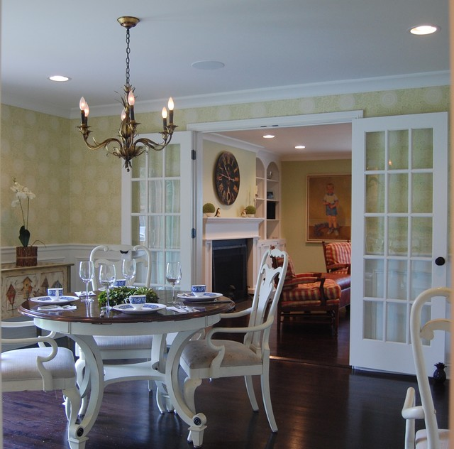 North Shore Design+Build traditional-dining-room